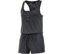 Tubbs Jumpsuit Damen, schwarz