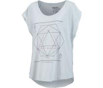 Vertigo T-Shirt Damen, grau