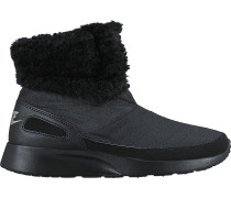 Wmns Kaishi Winter High Sneaker Stiefel Damen, BLACK/METALLIC SILVER