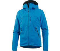 Ultimate Softshelljacke Herren, blau