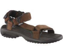 Terra Fi Lite Leather Outdoorsandalen Herren, braun