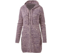 Strickjacke Damen, Lila