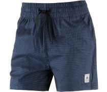Azoa Shorts Damen, blau