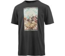The Great Outdoors T-Shirt Herren, schwarz