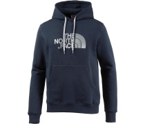Drew Peak Hoodie Herren, URBAN NAVY/HIGH RISE GREY