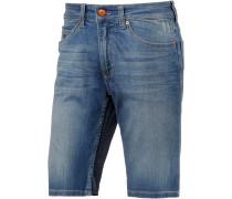 Jeansshorts Herren, blau