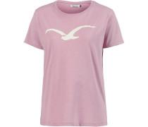 Möwe T-Shirt Damen, Heather Zephyr