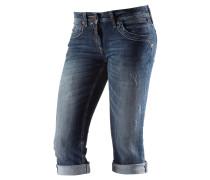 Tali 3/4-Jeans Damen, blau