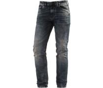 Marcel Slim Fit Jeans Herren, blau