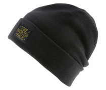 DOCK WORKER Beanie, TNF BLACK/ARROWWOOD YELLW