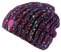 Yssik Beanie Damen, amaranth purple