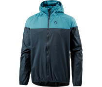 Trail 40 Windbreaker Herren, larkspur blue/nightfall blue