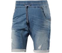 Hatis Jeansshorts Herren, blau