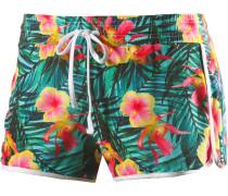 Hot Pants Damen, mehrfarbig
