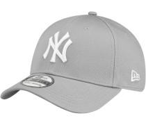 39THIRTY NEW YORK YANKEES Cap, gray/white