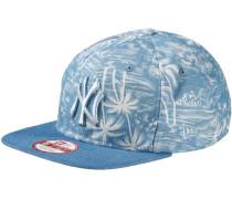 Den Palm snap NY Yankees Cap, blau, Den Palm Snap NY Yankees Cap, blau