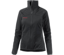 Ultimate Softshelljacke Damen, schwarz