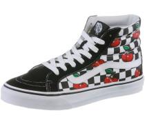 SK8-Hi Slim Sneaker Damen, schwarz