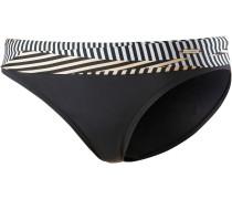 Garden Bikini Hose Damen, schwarz