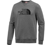 Drew Peak Crew Sweatshirt Herren, TNF Medium grey heather