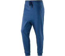 Sweathose, royal blau
