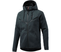 Tech Fleece Sweatjacke Herren, grün