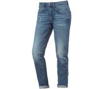 Arc 3D Boyfriend Jeans Damen, blau