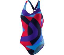 Muralist B One Schwimmanzug Damen, mehrfarbig