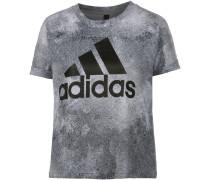Essentials T-Shirt Damen, mgh solid grey