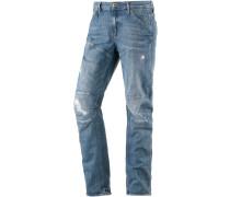 5620 3D Low Boyfriend Boyfriend Jeans Damen, Blau