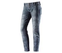 Nali Skinny Fit Jeans Damen, blau