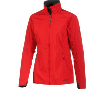 Ultimate Light Softshelljacke Damen, rot
