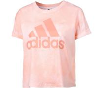 Essentials T-Shirt Damen, Weiß