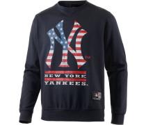 NY Yankees Sweatshirt Herren, blau