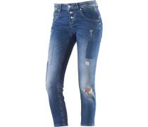 7/8-Jeans Damen, blau