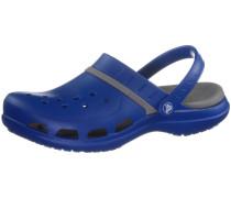 Modi Sport Clog Sandalen, blau