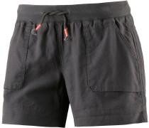 Durlene Shorts Damen, schwarz