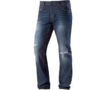 AEDAN Slim Fit Jeans Herren, stone blue denim