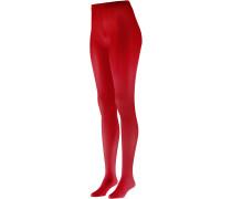 Strumpfhose Damen, rot