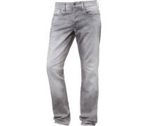 3301 Anti Fit Jeans Herren, kamden grey stretch denim lt aged