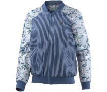 Jacke Damen, blau