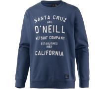 Type Sweatshirt Herren, blau