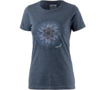 Trope Printshirt Damen, mehrfarbig