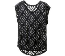 Farallo T-Shirt Damen, schwarz