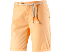 Rosie Shorts Damen, orange
