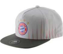 FC Bayern Cap, crystal white