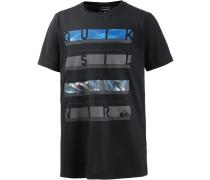 T-Shirt Jungen, schwarz