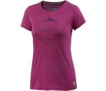CASUAL 20 Printshirt Damen, Lila