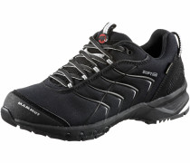 Ultimate Low GTX Wanderschuhe Damen, schwarz