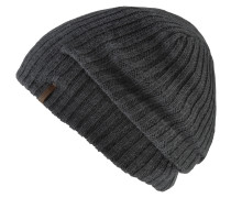 Wilbert Beanie Herren, dark heather